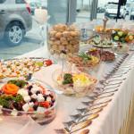 Złote Arkady catering Bankiet